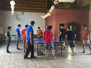 ping pong adiona