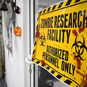 Research facility Halloween 2019 Adiona